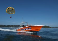 Flying Kiwi Parasail :: click here for more information
