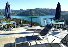Waimanu Lodge, Whangaroa Harbour :: click here for more information