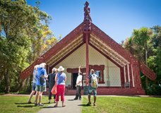 Waitangi Treaty Grounds: Embrace Guided Tour :: click here for more information