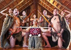 Waitangi Treaty Grounds: Cultural Performance :: click here for more information